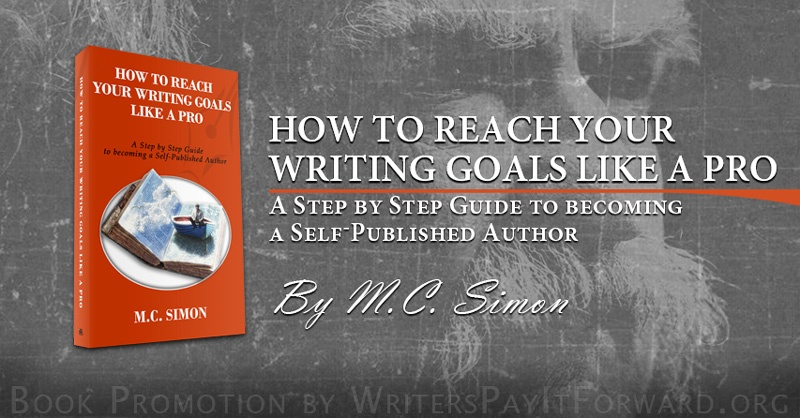 How To Reach Your Writing Goals Like A Pro - banner